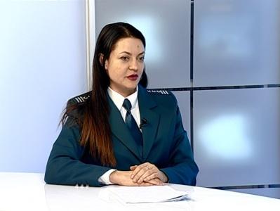 Гость студии - Екатерина Белокопытова