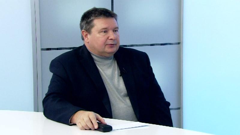 Гость студии - Борис Гольцов