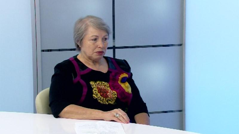 Гость студии - Галина Хоружая