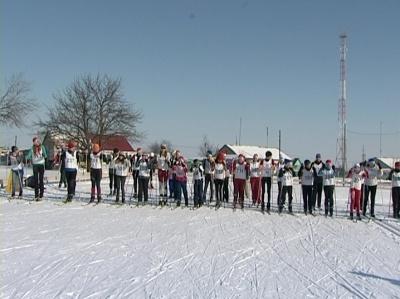 село Чернолес, Становлянский район. Эфир от 27 февраля 2013 года