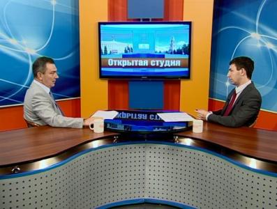 Гость студии - Дмитрий Мочалов