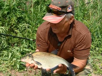 Рыбалка на реке Воронеж