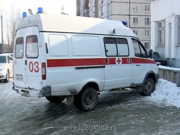 ВЕльце Липецкой области нетрезвый больной сдрузьями избил докторов клиники