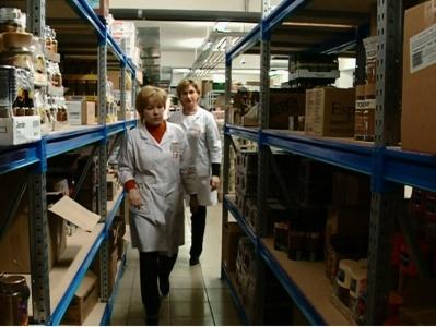 Хранение продуктов и контроль качества