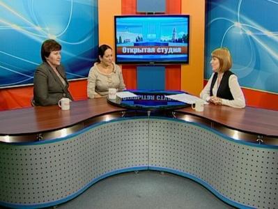 О женском здоровье. Гости студии: Инна Аполихина и Людмила Летникова