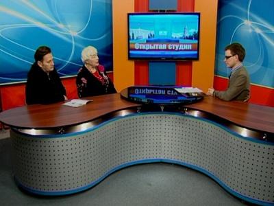 Гости студии: Элеонора Макарова, Вячеслав Дьяченко