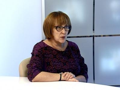 Гость студии - Ольга Останина