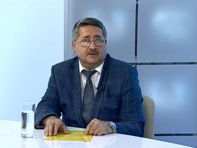 Гость студии - Игорь Шамардин