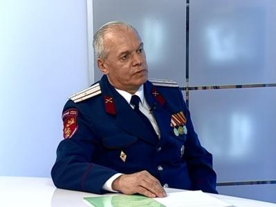 Гость студии - Владимир Остряков