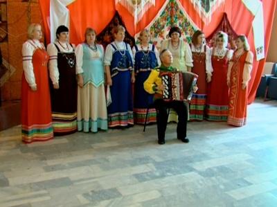 """Ансамбль """"Гармоника"""", Тербунский район"""