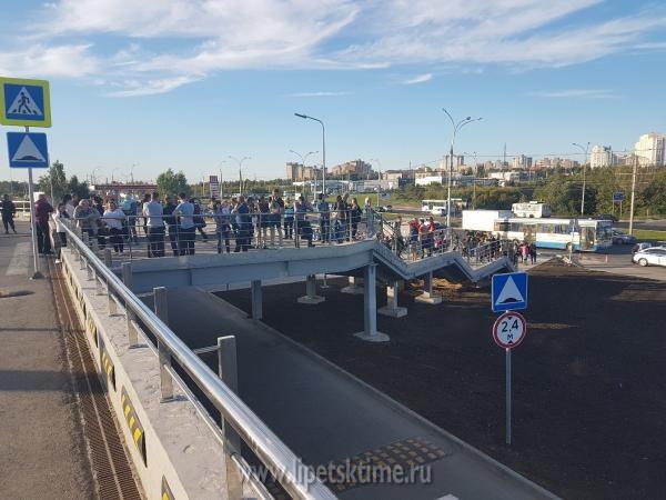 ВЛипецке «заминировали» несколько торговых центров— людей эвакуируют