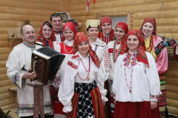 Липецкая область представлена на Всероссийском фестивале народной культуры
