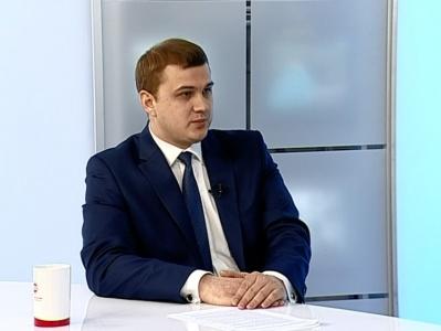 Гость студии - Алексей Щедров