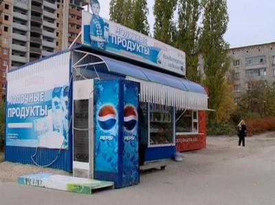 Качество продуктов, продаваемых в киосках Краснинского молзавода