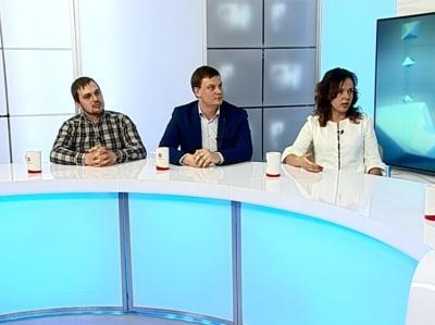 Гости студии: Жанна Хайрединова, Борис Сальников, Илья Зыков