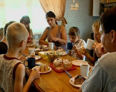 Семья Кирсановых
