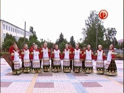 """Ансамбль """"Хлевенские напевы"""""""