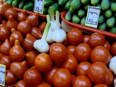 Качество ранних овощей