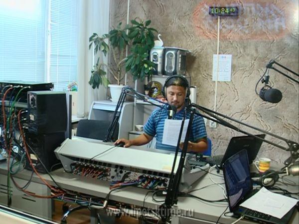 Губернатор поздравил работников связи сДнем радио