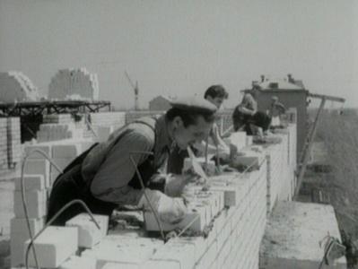 Липецкие строители
