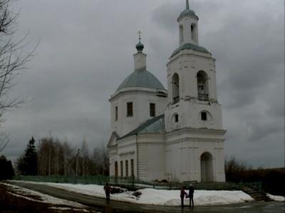 село Спешнево - Ивановское, Данковский район. Эфир от 10 апреля 2013 года