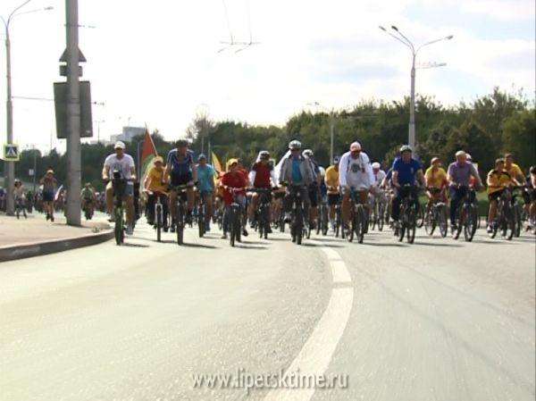 Очередной велопарад пройдет вМоскве 28мая