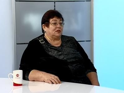 Гость студии - Ольга Корнева
