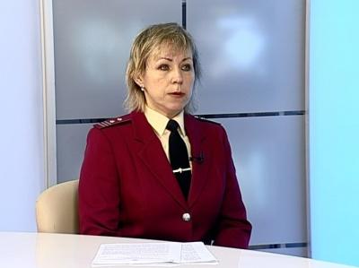Гость студии - Альбина Мурашкина