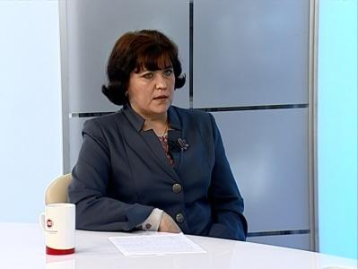 Гость студии - Ирина Кирейчикова