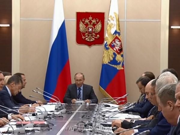 Президент страны дал высокую оценку развитию кооперации вЛипецкой области