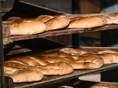 Пекарня в селе Щербаково