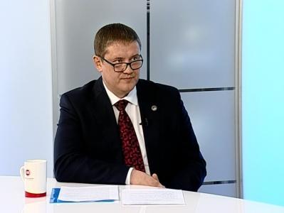 Гость студии - Александр Игнатовский