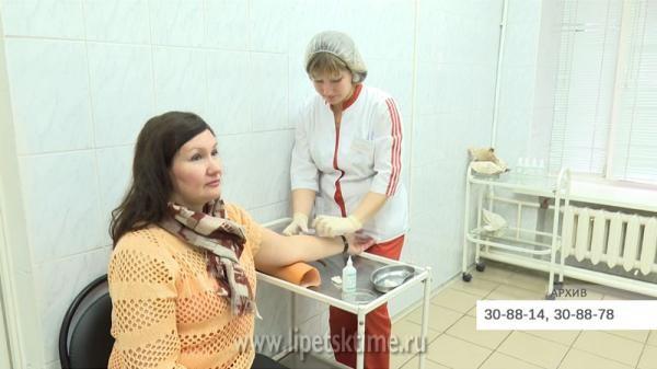 ВТульской области занеделю 4778 человек заболели ОРВИ