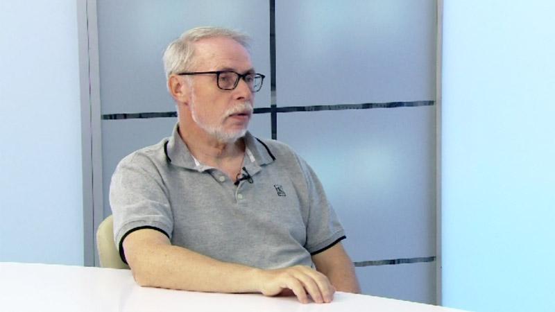 Гость студии - Виктор Екимов