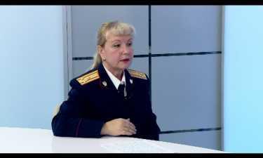 Гость студии - Ирина Переверзева