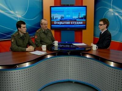 День защитника Отечества. Эфир от 22 февраля 2013 года