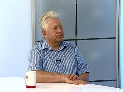 Гость студии - Михаил Коростин