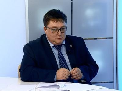 Гость студии - Александр Лысов