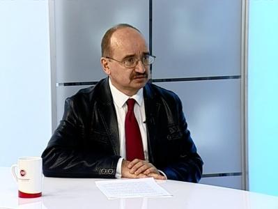 Гость студии - Евгений Лисаконов