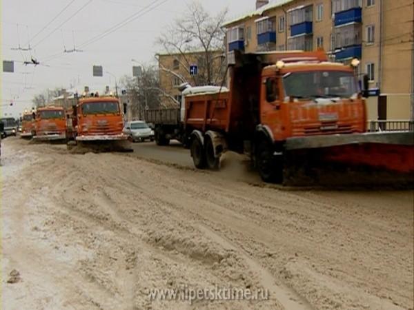 Вцентре Брянска пройдет парад коммунальной техники