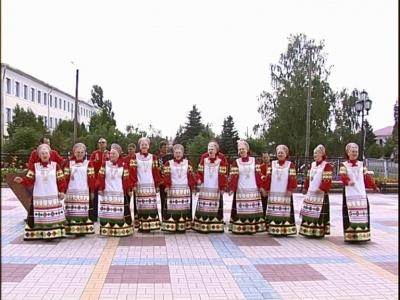 """Фестиваль """"Звени частушка"""""""