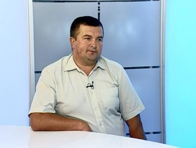Гость студии - Сергей Проценко