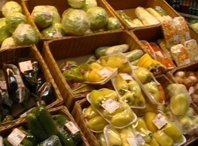 Нитраты в овощах