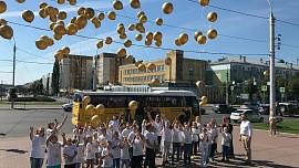 Липецкие школьники путешествуют по «Дорогам Победы»