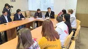 Региональный штаб Владимира Путина посетил главный специалист Минздрава по репродуктивному здоровью