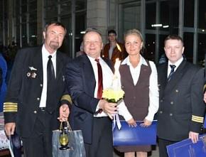 Директор «Липецкого аэропорта» удостоен областных наград